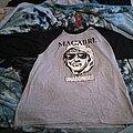 Macabre - TShirt or Longsleeve - Macabre 3/4 sleeve shirt
