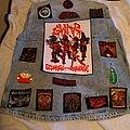 Gwar - Battle Jacket - First battle jacket