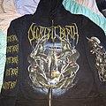 Decrepit Birth - Hooded Top - Decrepit Birth zip up hoodie
