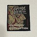 Napalm Death - Patch - Napalm Death Harmony Corruption patch