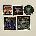 Megadeth - Patch - Welcome Patches for Night Prowler