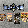Bolt Thrower - Patch - Warmaster