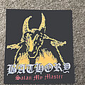 Bathory - Patch - Bathory - Satan My Master Patch