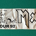 Iron Maiden - Other Collectable - Iron Maiden - Fear of the Dark 1992 Tour Scarf