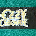 Ozzy Osbourne - Other Collectable - Monsters of Rock - Ozzy Osbourne, Def Leppard, Scorpions 1986 Tour Scarf