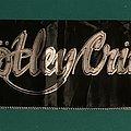 Mötley Crüe - Other Collectable - Mötley Crüe - Dr. Feelgood 1989 Tour Scarf