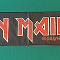 Iron Maiden - Other Collectable - Iron Maiden - No Prayer for the Dying 1990 Tour Scarf