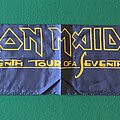 Iron Maiden - Other Collectable - Iron Maiden - Seventh Son of a Seventh Son 1988 Tour Scarf