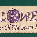 Helloween - Other Collectable - Helloween - Keeper of the Seven Keys 1988 Tour Scarf