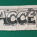 Accept - Other Collectable - Accept - Metal Heart 1985 Tour Scarf
