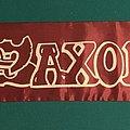 Saxon - Other Collectable - Saxon - Wheels of Steel 1980 Tour Scarf