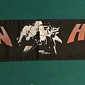 Helloween - Other Collectable - Helloween - Keeper of the Seven Keys Part II 1988 Tour Scarf