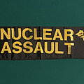 Nuclear Assault - Other Collectable - Nuclear Assault, Exodus, Death, Holy Terror Tour Scarf