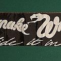 Whitesnake - Other Collectable - Whitesnake - Slide It In 1984 Tour Scarf