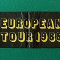 Judas Priest - Other Collectable - Judas Priest - Ram it Down 1988 Tour Scarf