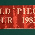 Iron Maiden - Other Collectable - Iron Maiden - World Piece Tour 1983 Tour Scarf