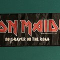 Iron Maiden - Other Collectable - Iron Maiden - No Prayer On the Road 1991 Tour Scarf