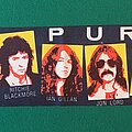 Deep Purple - Other Collectable - Deep Purple - Perfect Strangers 1985 Tour Scarf