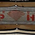 Uriah Heep - Other Collectable - Uriah Heep - Equator 1985 Tour Scarf