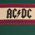 AC/DC - Other Collectable - AC/DC - For Those About to Rock 1981 Tour Scarf