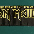 Iron Maiden - Other Collectable - Iron Maiden - No Prayer For the Dying 1990 Tour Scarf / Special Guest: Anthrax