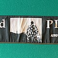 Pink Floyd - Other Collectable - Pink Floyd - Delicate Sound of Thunder 1989 Tour Scarf