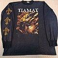 Tiamat - TShirt or Longsleeve - TIAMAT Wildhoney Tour LS 1995