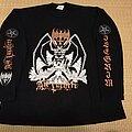 Isegrim - TShirt or Longsleeve - ISEGRIM Ave Luciferi LS 2001