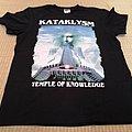 Kataklysm - TShirt or Longsleeve - KATAKLYSM Temple of Knowledge TS
