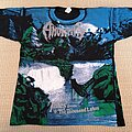 Amorphis - TShirt or Longsleeve - AMORPHIS Tales from the Thousand Lakes Allover TS 1994