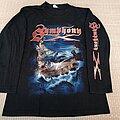 Symphony X - TShirt or Longsleeve - SYMPHONY X The Odyssey Tour LS 2002