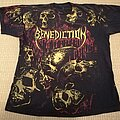 Benediction - TShirt or Longsleeve - BENEDICTION The Grand Leveller Allover TS 1992