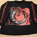 Vader - TShirt or Longsleeve - VADER Black to the Blind Tour 1997 Sweater