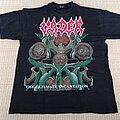Vader - TShirt or Longsleeve - VADER The Ultimate Incantation TS 1992