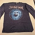 Six Feet Under - TShirt or Longsleeve - SIX FEET UNTER Haunting Europe Tour Longsleeve 1996