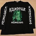 Kampfar - TShirt or Longsleeve - KAMPFAR Heimgang 2008