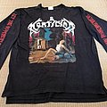 Mortician - TShirt or Longsleeve - MORTICIAN Chainsaw Dismemberment LS