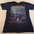 Suffocation - TShirt or Longsleeve - SUFFOCATION Effigiy of the Forgotten TS