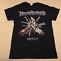 Decapitated - TShirt or Longsleeve - Decapitated - Anticult TS