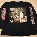 Cannibal Corpse - TShirt or Longsleeve - CANNIBAL CORPSE The Gallery of Suicide LS 1998