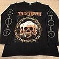 The Crown - TShirt or Longsleeve - THE CROWN Crowned in Terror LS
