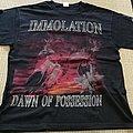 Immolation - TShirt or Longsleeve - IMMOLATION Dawn of Possession