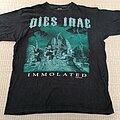Dies Irae - TShirt or Longsleeve - DIES IRAE Immolated TS 2001