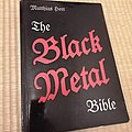 Various Artists - Other Collectable - The Black Metal Bible - Guide book