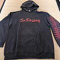 Six Feet Under - Hooded Top - SIX FEET UNDER Anti X-Mas Festivals Tour 2002 Hoodie
