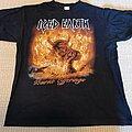 Iced Earth - TShirt or Longsleeve - ICED EARTH Burnt OfferingsTS 1995