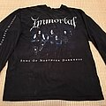 Immortal - TShirt or Longsleeve - IMMORTAL Sons of Northern Darkness LS