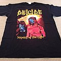 Deicide - TShirt or Longsleeve - DEICIDE Serpents of the Light TS