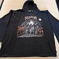 Krisiun - Hooded Top - KRISIUN Conquerors of Armageddon Hoodie