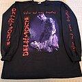 Dellamorte - TShirt or Longsleeve - DELLAMORTE Uglier and More Disgusting LS 1997